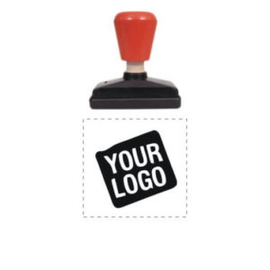 Pre Inked Logo Stamps