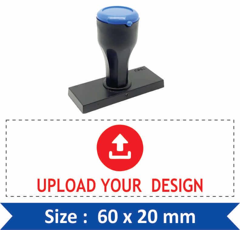 Custom Nylon Stamp 01