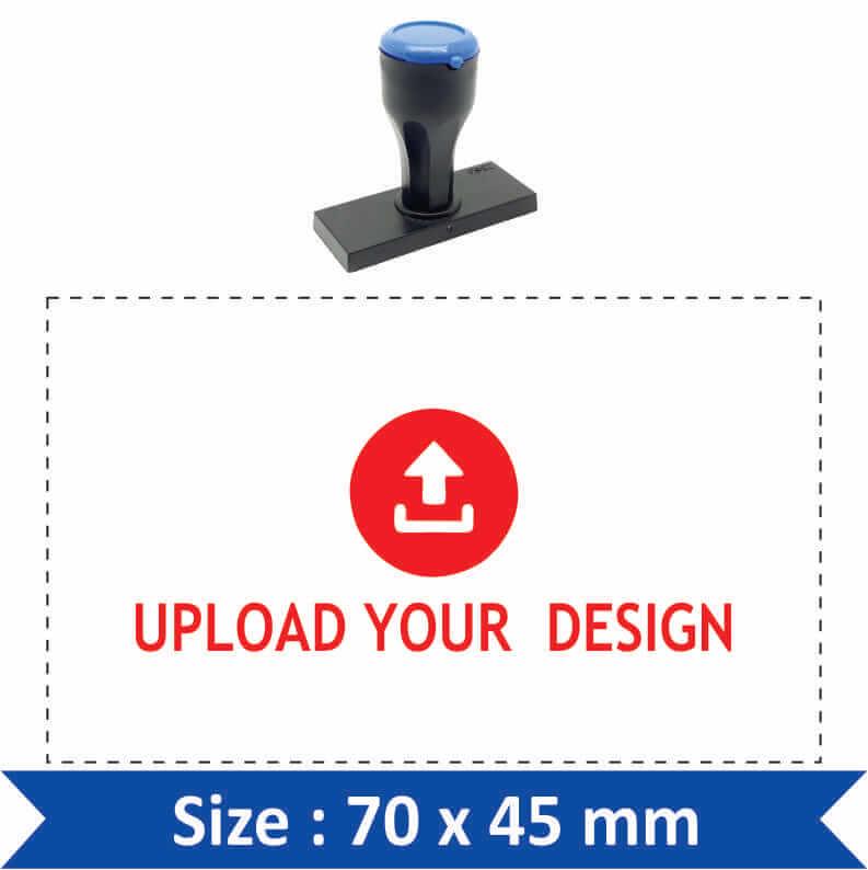 Custom Nylon Stamp 02