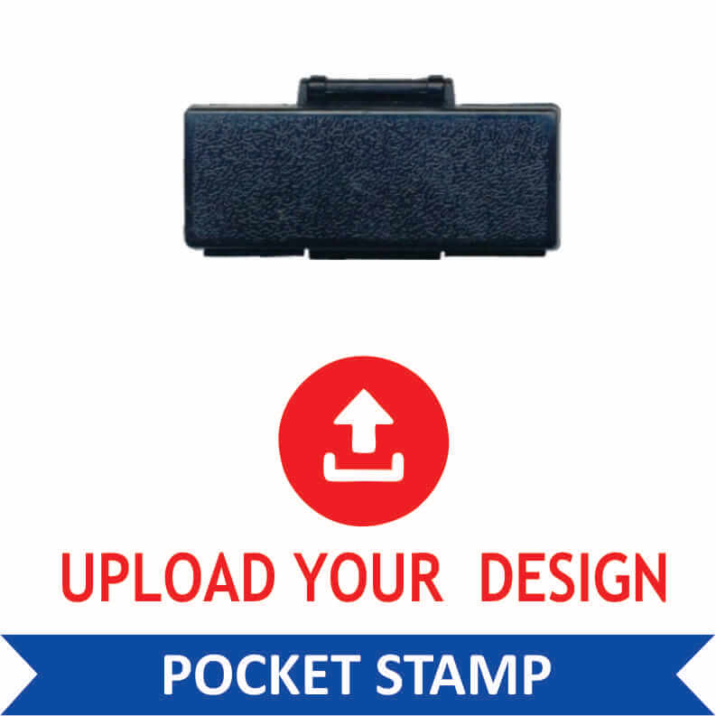 Custom Pocket Stamps